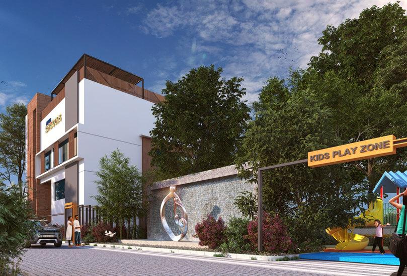 About Bricks Skywoods Project Gachibowli Luxury Bhk Amp Flats For Sale